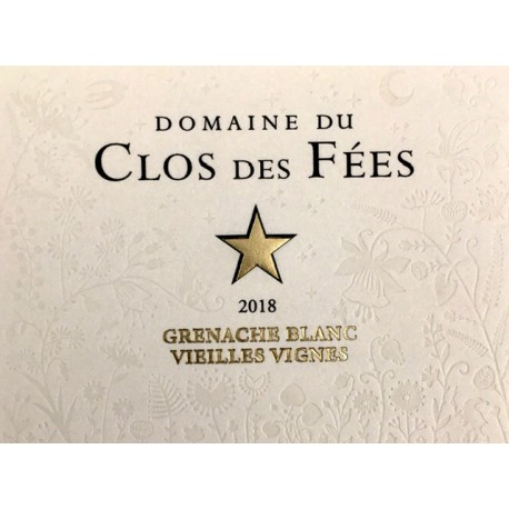 Vieilles Vignes 2018 Blanc