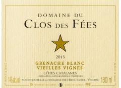 Vieilles Vignes 2013  Blanc - Magnum Caisse Bois