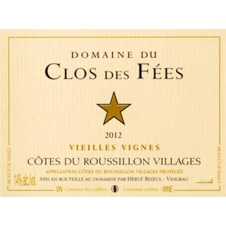 Vieilles Vignes 2012 Rouge - Magnum