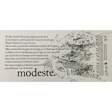 Modeste - 2020