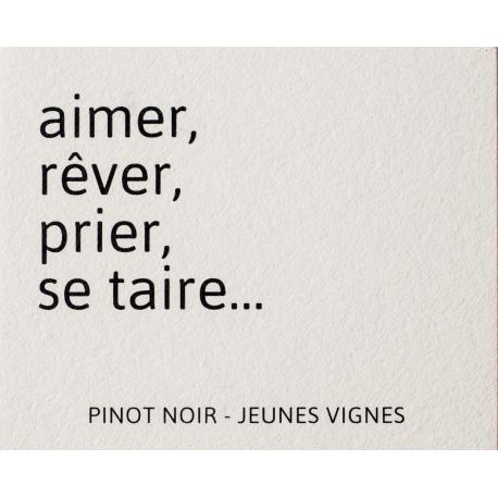 Aimer, Rèver, Prier, Se taire 2019